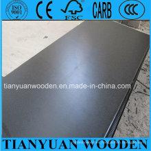 7 capas de madera de álamo llena de madera contrachapada 9mm para encofrado de hormigón