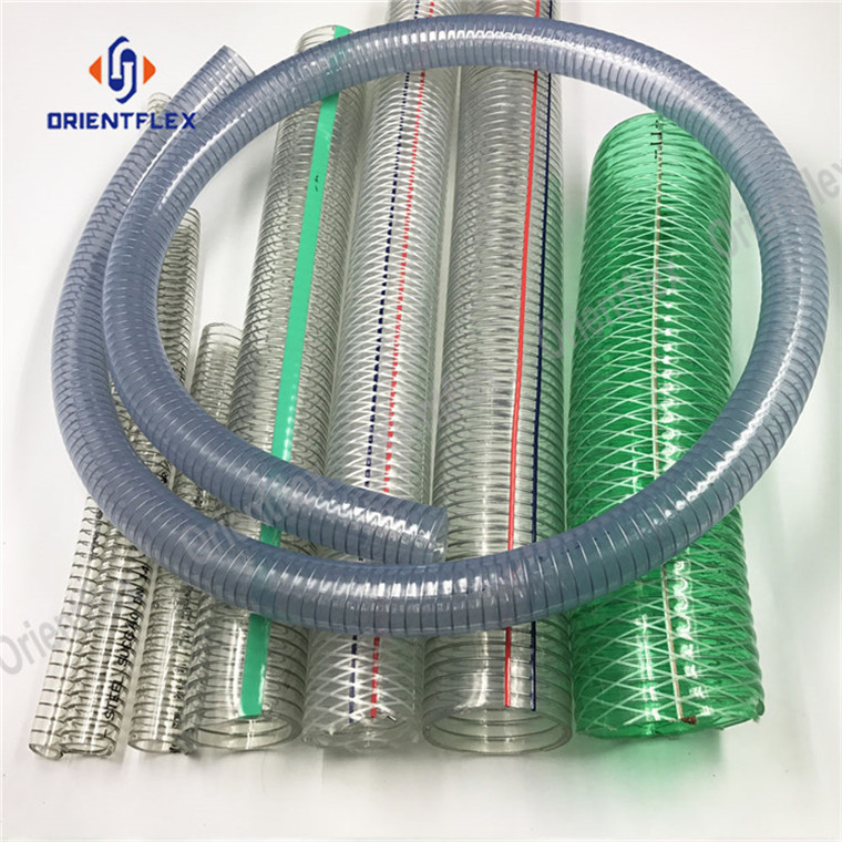Pvc Steel Wire Hose 1