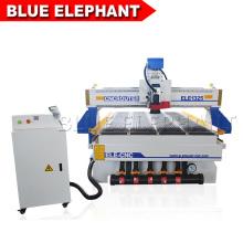 Venta caliente !!! cnc 1325 máquina de corte de madera / máquina cnc / escultura de talla de madera máquina de enrutador cnc