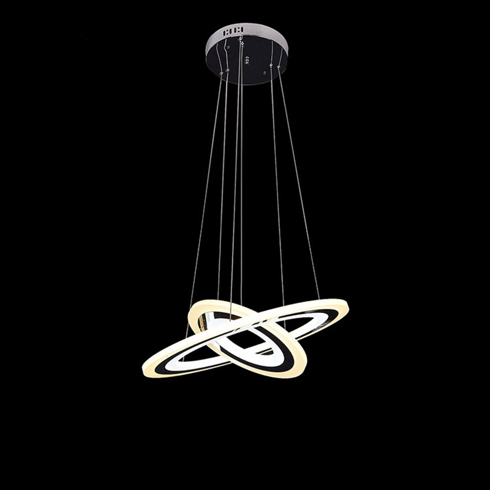 led modern acrylic chandelier lighting