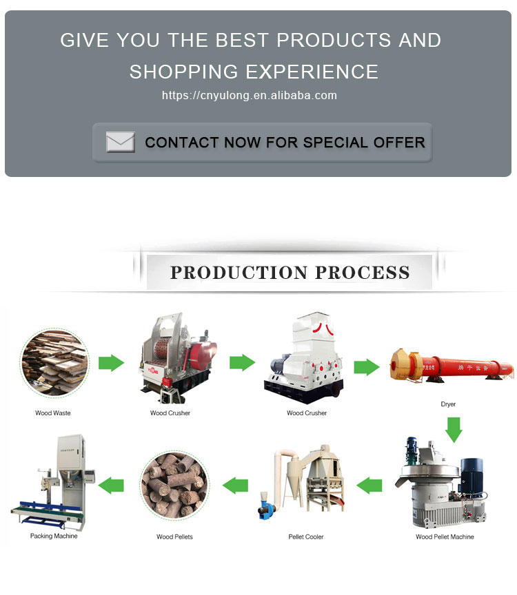 Bammboo Pellet Mill Machine factory price