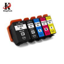 KingTech Premium 202XL 202  Color Cartridge Ink Compatible Ink Cartridge for  Printer