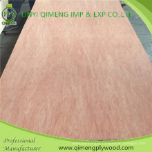 Poplar Core 5mm Bintangor Plywood From Linyi Qimeng