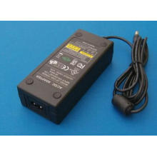36W Plastic Case Power Supply DC12V Desktop AC/DC Adapter