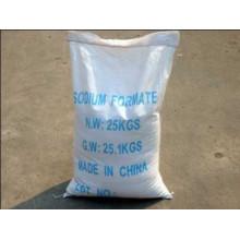 Haute qualité de formate de sodium en poudre 92% 95% 97%