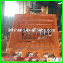 12 tones excavator skeleton bucket for pc120 ex120 zx120