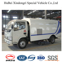 5cbm Dongfeng Road Staubsauger Euro 4