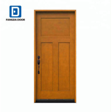 Фанда hiahg качество интерьера стекловолокна двери