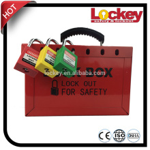 Steel Group Safety Lockout Tagout Kit