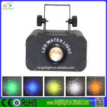 Dj Effekt führte Beleuchtung 30W Effekt führte Wasserprojektor kühlen weißen dmx geführten Projektor