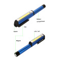 250 Lumens Torch Work Light Magnetic Pocket Clip Camping COB Pen Light