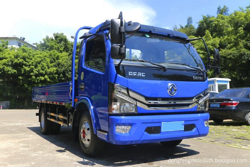 Dongfeng Dollicar D6 L 130hp Light Cargo Truck