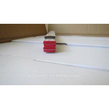 Промотирование дешевой 100cm складывая деревянной линейки с изготовленной на заказ печатью