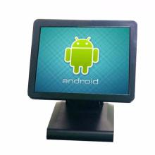 Pantalla táctil android de 15 pulgadas todo en un dispositivo terminal del sistema POS
