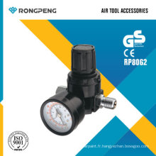 L'air de régulateur d'air de Rongpeng R8602 / Ar150 sous des accessoires d'outil pneumatique d'arme à feu de revêtement