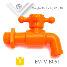 EM-V-B051 New design Plastic cold water bibcock tap