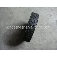 roda de borracha Pneumática semi 7x1.5