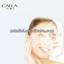 Biología blanqueadora Máscara facial de celulosa