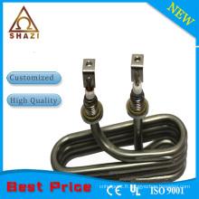Elément de chauffage électrique industriel Cr25Al5 de haute qualité