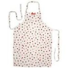 2016 Hot Sale Promotionnel Lovely Printing Microfiber Pinafore