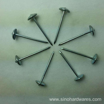 Roofing Screw Nails With Plastic Caps