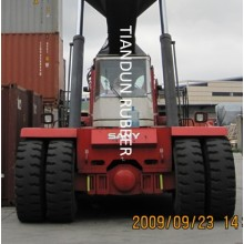 Reach Stacker Tire