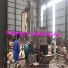 Poudre de bois ligne de sciure de Machine de broyage
