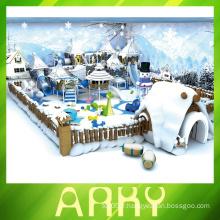 Jeux de jeux intérieurs pour les enfants et les séries de glace pour enfants