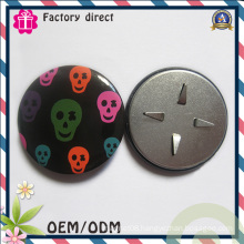 Iron Hooked Badge for Clothes Decoration Promotion Gift