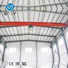 Мастерская Электрической Лебедки Одиночный Луч Подъемное Оборудование