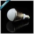 3W Aluminum Dimmable LED Bulb