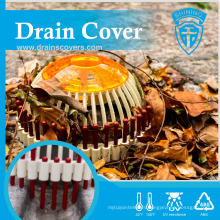 DC-D1810A New Offer Drain Holes Plastic Dome Drainage Outlet Cover