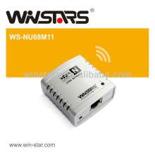 USB 2.0 Netzwerk drahtloser Druckserver, Multifunktionsdruckerserver