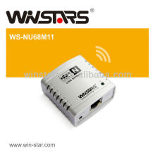 USB 2.0 Networking wireless print Server, Multi-Function Printer server