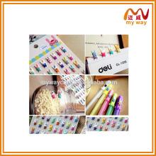 Lindos produtos de vara de design de uñas para meninas