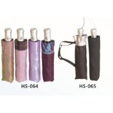Automatic Open and Close Fold Umbrella (HS-064)