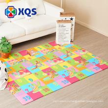 2018 горячий saling Eco-содружественная напечатанная полиэфиром детские ковры, дизайн Морден ЭКО-Детский коврик