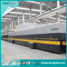 Double Chamber Combined Tempering Furnace Machine Price for Glass Tempering