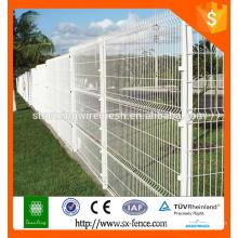 Clôtures municipales revêtues de PVC