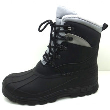 2016 New Design Injection Boots Snow Boots in High Quality (SNOW-190028)