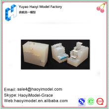 China fundición a vacío profesional prototipo rápido molde de silicona personalizado