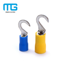 Factory Supply HV Copper Insulated Hook Connector Terminals