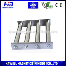 Магнитная решетка с высокой производительностью для чистящей промышленности