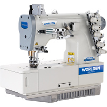 Wd-F007j Super High Speed Interlock Sewing Machine