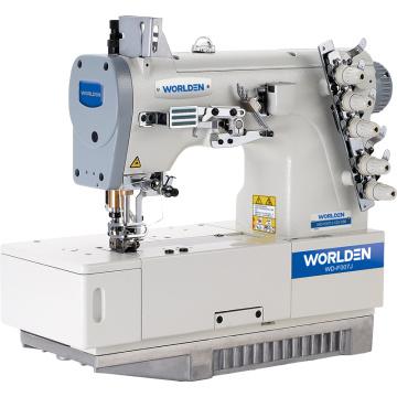 Wd-F007j Super High Speed Interlock Sewing Machine