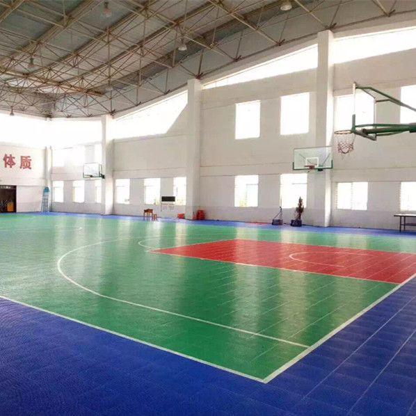 Basketball Pp Floor