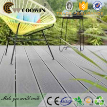 Anti uv balcony composite decking/ decking wpc