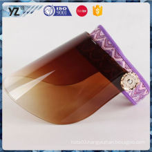 Latest product long lasting cheap plastic sun visor cap fast shipping