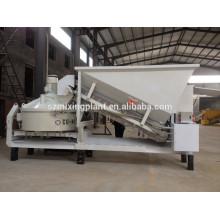 Мини-бетоносмесительная установка CE, запатентованные продукты 10M3 / H 20M3 / H