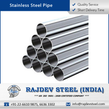 High Quality Strength Stainless Steel Seamless Pipe from Wholesale Buyer at Low Cost